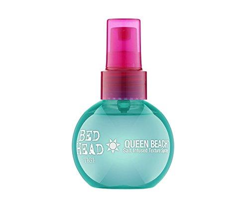 Bed Head Queen Beach Salt Spray, 3.4 Ounce - Bed Head Texture Spray
