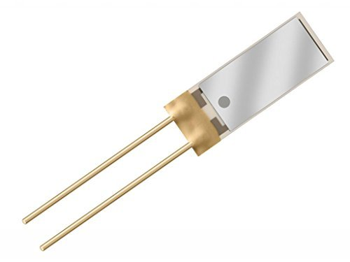 Innovative Sensor Technology-High Temperature Capacitive Humidity Sensor MK33-W, Wired 10.8x3.81x0.4 mm, -40°C to 190°C, 300pF +/-40pF (Pack of 20)