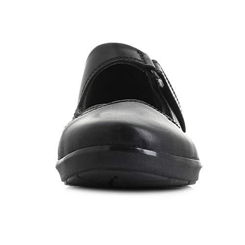 Chaussures De Pour Ville Femme Noir Lacets À Clarks aPxqAvO4O