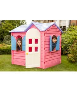 amazon com little tikes country cottage playhouse pink baby rh amazon com little tikes country cottage playhouse replacement parts country cottage playhouse little tikes