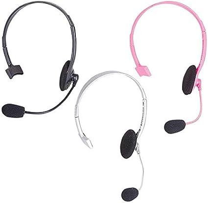 Amazon Com Pop Star Rapper Headset Microphone Prop Only Grey 1 Per Order