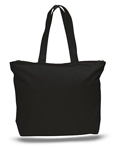 Custom Printed Cotton Tote Bags - 9