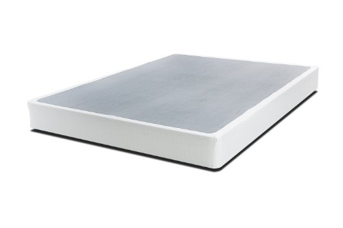 - Simple Life Fully Assembled Mattress Box Foundation, Queen