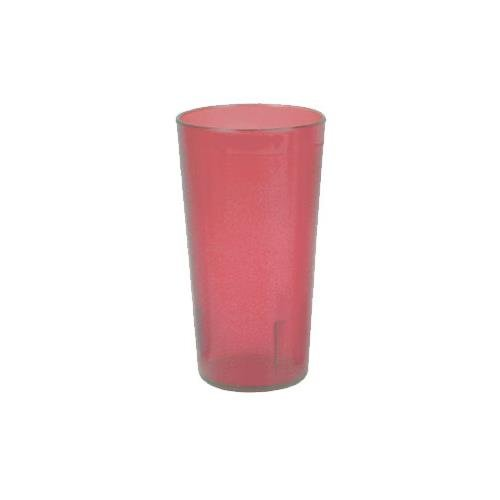 (16 oz. Pebbled Plastic Tumbler 12/Pack - Red)