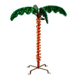 Outdoor Led Lighted Palm Tree in Florida - 9