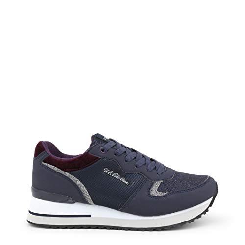 ASSN Sneaker Donna U Tuzla Blue POLO S qCExx7BIw