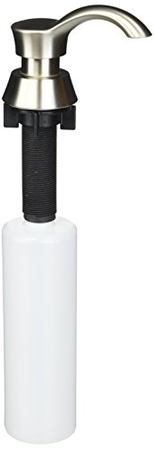 Delta Faucet RP50781SP Gala, Soap/Lotion Dispenser Spot Shield, Stainless ()