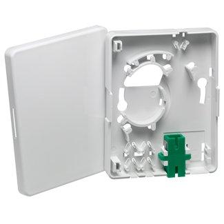 Leviton FTH00-W FTTH ENTRY BOX SC/APC