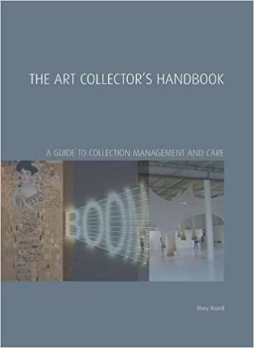 Amazon The Art Collectors Handbook A Guide To Collection
