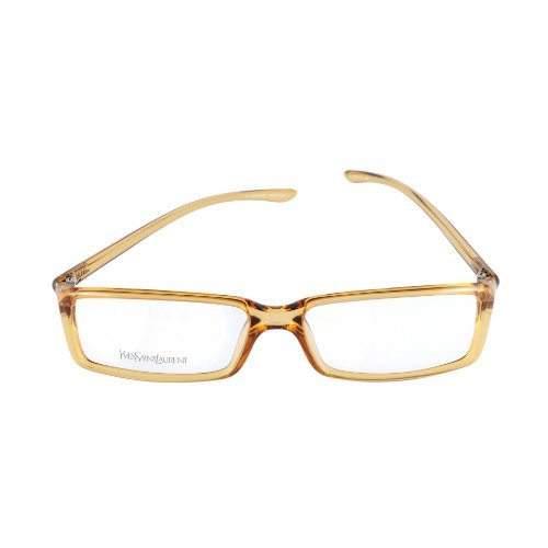 Yves Saint Laurent Eyeglasses YSL 2101 8J4 Champagne 54-15-130 Made in Italy