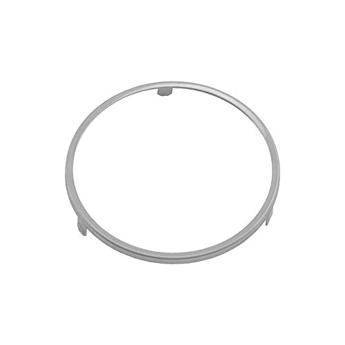 MACs Auto Parts 32-17115 Horn Button Retainer Ring - Stainless Steel - Passenger - Ford