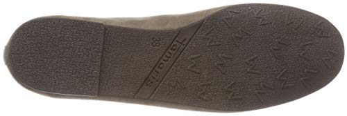 Pepper 22142 21 Brown Flats Tamaris Ballet 324 Women's xRY4qcwUg