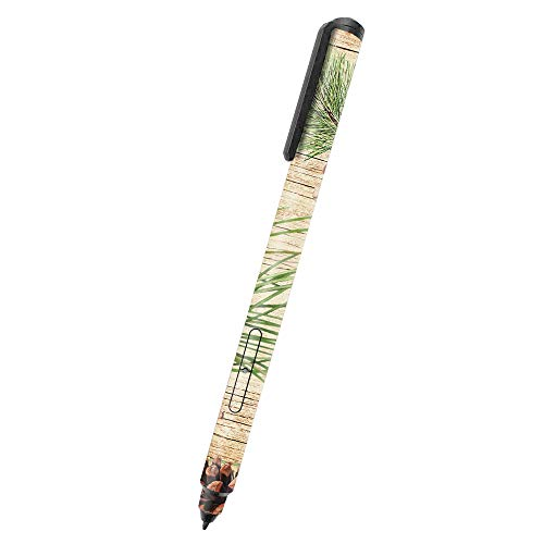 MightySkins Skin Compatible with NuVision Digital Pen - Pine Collage | Protective, Durable, and Unique Vinyl Decal wrap Cover | Easy to Apply, Remove, and Change Styles | Made in The USA ()