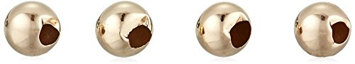 10K Gold Extra Spacer Beads (set of 4)