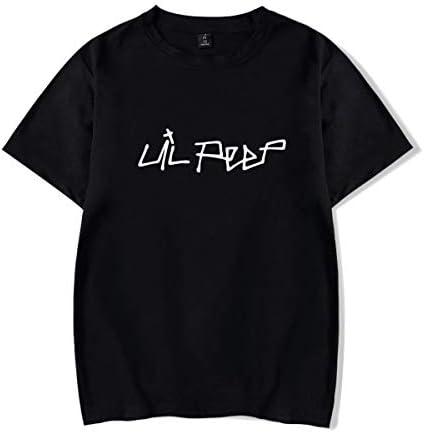 Faith Wings R.I.P Lil Peep koszulka dla mężczyzn i kobiet, hip pop, dla młodzieży: Odzież