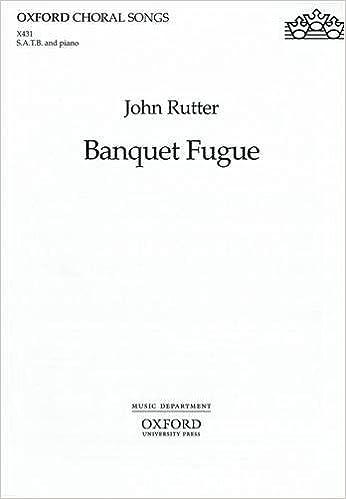Kostenlose Downloads im PDF-Format Banquet Fugue PDF DJVU FB2