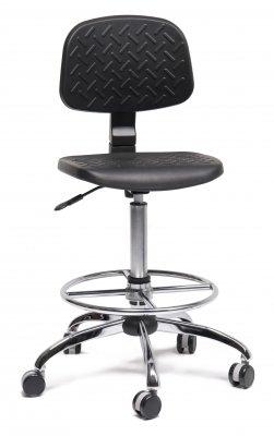 Grafco 1932LH Lab Chair, High Bench