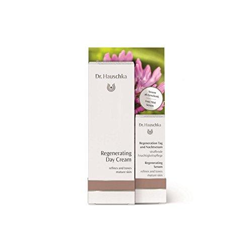 Dr. Hauschka Regenerating Day Cream with a free Regenerating Serum 2.5ml - 無料再生血清2.5ミリリットルとハウシュカ再生デイクリーム [並行輸入品] B072DWJT7H