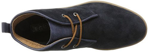 Legero Women's 80 Pacific Derbys Soana Blue rrwqv1x