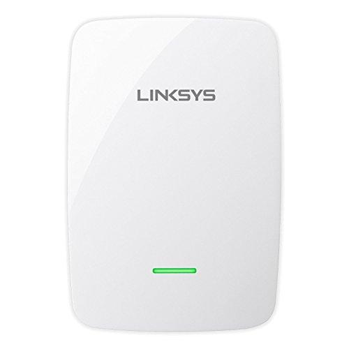LINKSYS RE4100W Linksys RE4100W N600 Wireless Dual Band Wi-Fi Range Extender