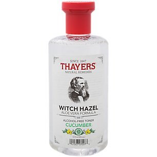 Thayers Witch Hazel with Aloe Vera, Cucumber 12 oz by THAYERS