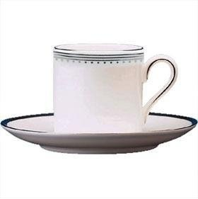 Wedgwood Espresso Cups - Grosgrain By Vera Wang for Wedgwood Espresso Cup