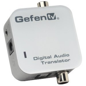 GEFEN GTV-DIGAUDT-141 Digital Audio Translator