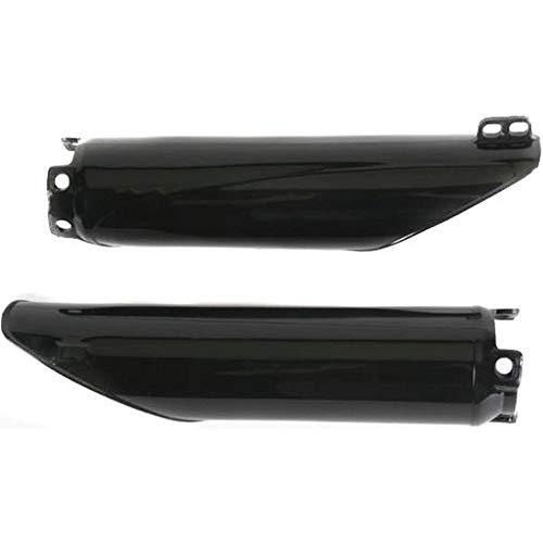 (UFO Plastics Fork Slider Protectors - Black HO03672-001 )