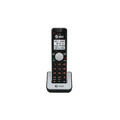 AT&T DECT6.0 Accessory Cordless Handset with Handset Speaker Phone