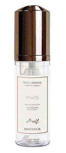 Vita Liberata Invisi Foaming Tan Water, Light-Medium, 6.76 Fl Oz