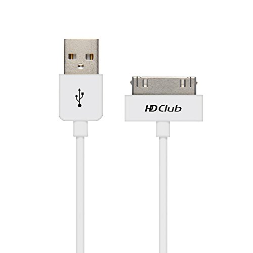 60%OFF iPhone 4/4s Cable Apple Certified Charging Cable for