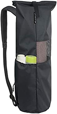 Explore Land Oxford Yoga Mat Storage Bag with Breathable Window and Large Pocket for Up to 1/2 Inches Extra-Th