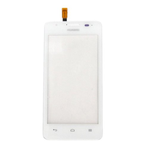 For Huawei Ascend G510 G520 G525 U8951 T8951 Touch Screen Digitizer Front Glass Replacement White