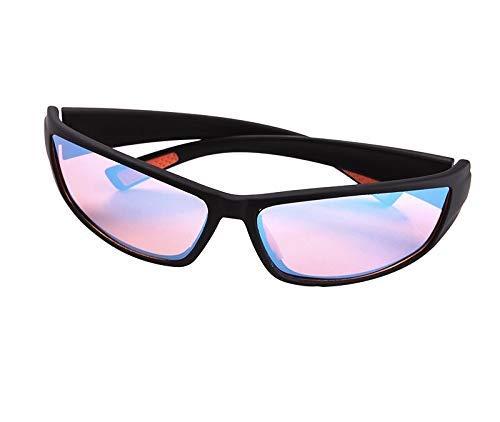 Pilestone Color Blind Glasses TP-017 Adult Size Streamline Titanium Coated ... by Pilestone