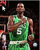 KIevin Garnett Boston Celtics NBA Action Photo