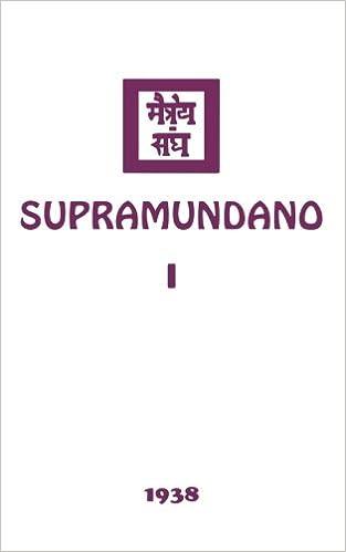 Supramundano I: Amazon.es: Sociedad Agni Yoga Hispana: Libros