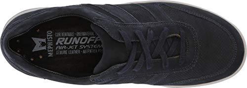 Sneaker Blue Rebeca Mephisto Women's Bucksoft Perf Z4wpS