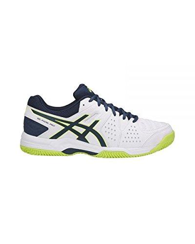 ASICS Zapatillas Talla Grande 48 Padel Gel Pro E511Y 0149-48 (30,5 Cm.): Amazon.es: Deportes y aire libre