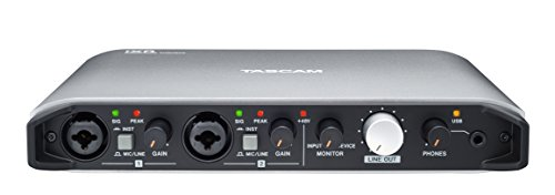 Aluminum Road Boot (Tascam iXR USB Audio Recording Interface for iPad MacOS And Windows)