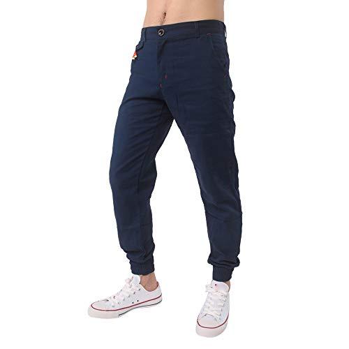 Solid Marine Homme Skang Bleu Pantalon 75g5qwT