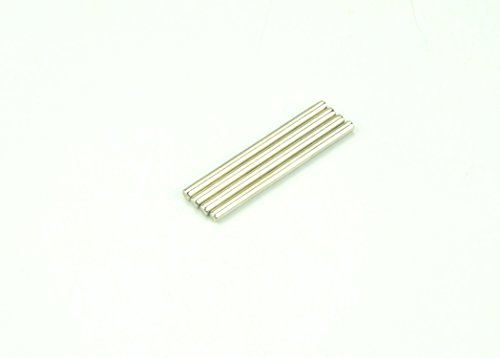 Lower Suspension Hinge Pin (Redcat Racing FBA_12614 Front/Rear Lower Suspension Hinge Pins (4P) 2.5 x 36mm Official Car Part)
