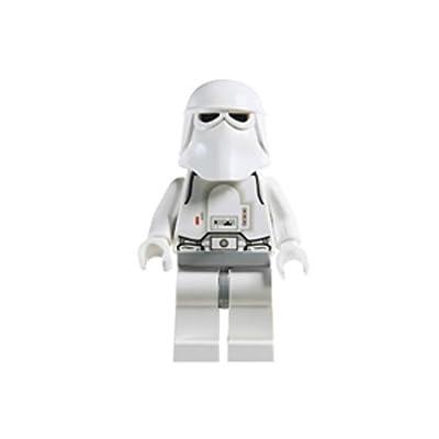 LEGO Minifigure - Star Wars - SNOWTROOPER: Toys & Games