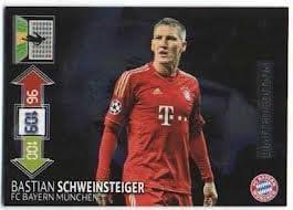 Champions League Adrenalyn XL 2012//2013 Bastian Schweinsteiger 12//13 Limited ...