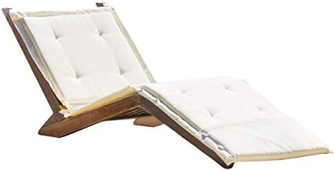 Christopher Knight Home Sonora Wood Folding Lounger