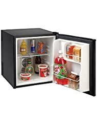 Avanti® Refrigerator; Compact, High Efficiency, 1.7 Cubic Ft., Black