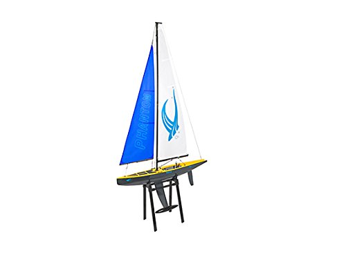HobbyKing Phantom Sailboat 1890mm (74.4) (Almost Ready To Sail)