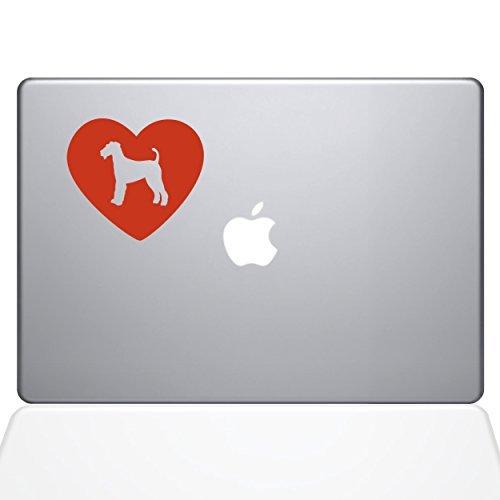 最新入荷 The Decal Guru Airedale Heart Airedale MacBook Terrier Decal Vinyl Terrier Sticker 11 MacBook Air Orange (1602-MAC-11A-P) [並行輸入品] B0788GHYKG, hyypia by ヒラキ:7ff6fb5f --- a0267596.xsph.ru