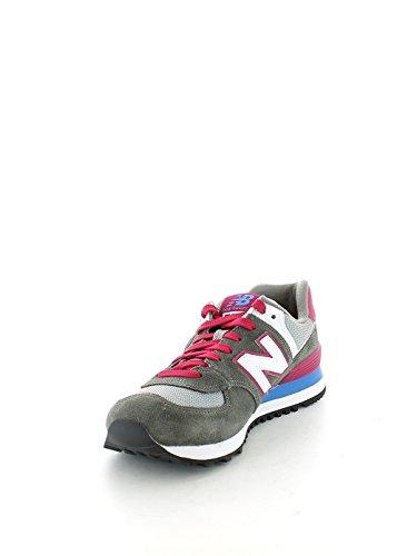 Wl574 Balance Piel Grau Deportiva De Mujer New Zapatillas B 54wxYqqT