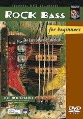 Rock Bass For Beginners - An Easy Beginning Method [DVD]