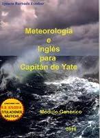 Meteorología E Inglés Para Capitán De Yate: